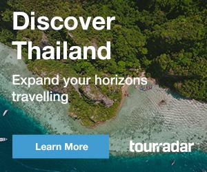 TourRadar - Discover Thailand